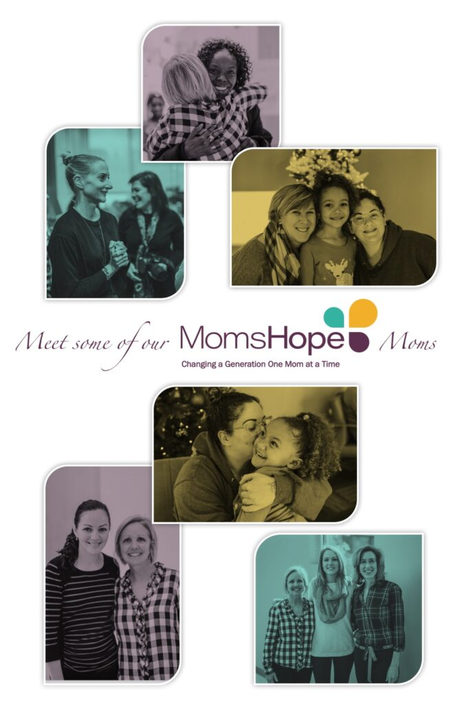 MomsHope Fundraising Event Poster