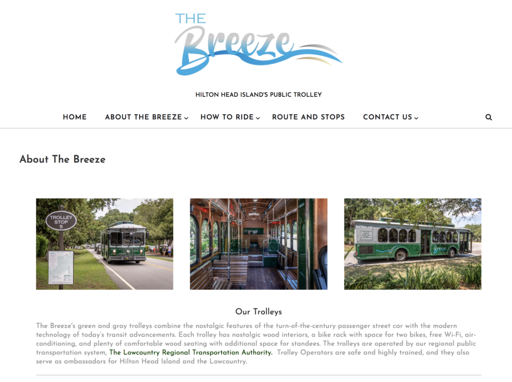 www.breezetrolley.com